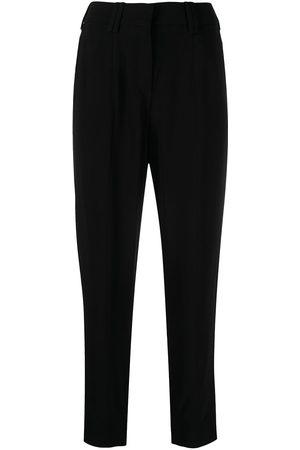 Balmain Senhora Calças Formal - High-waisted tailored trousers