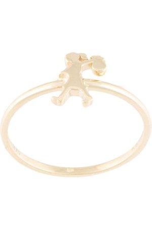 Karen Walker Mini Runaway Girl ring