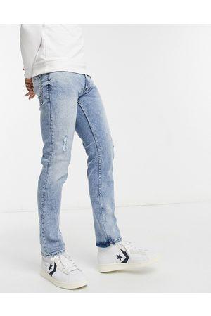 Burton Vintage original jeans in mid blue