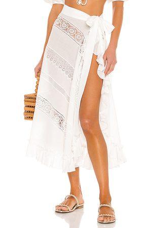 Waimari Sevillana Wrap Skirt in - . Size M (also in S).