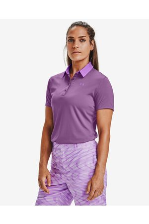 Under Armour Zinger Polo T-shirt Violet