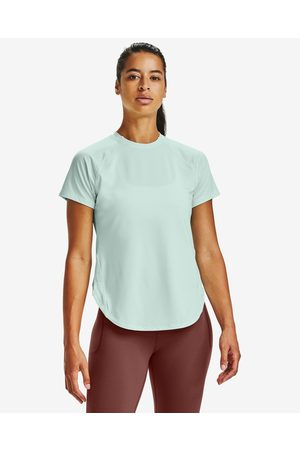 Under Armour Sport Hi-Lo T-shirt Green