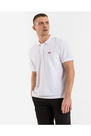 Levi's Homem Pólos - Housemark Polo Shirt White