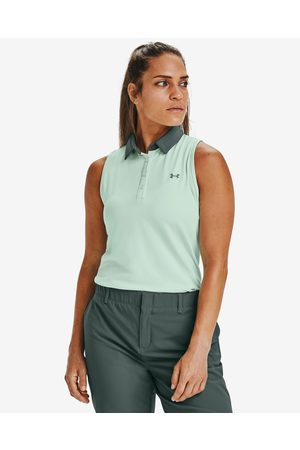 Under Armour Zinger Polo T-shirt Green