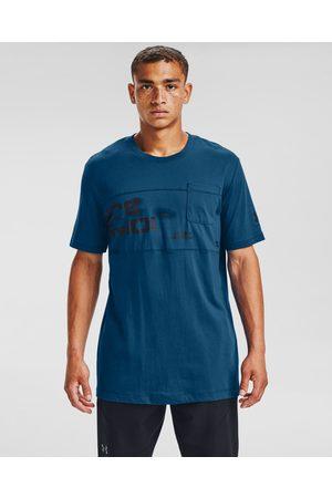 Under Armour Pocket T-shirt Blue