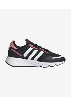 adidas Senhora Ténis - Zx 1K Boost W Sneakers Black Pink
