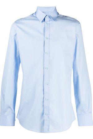 Dolce & Gabbana Homem Manga comprida - Classic collar shirt
