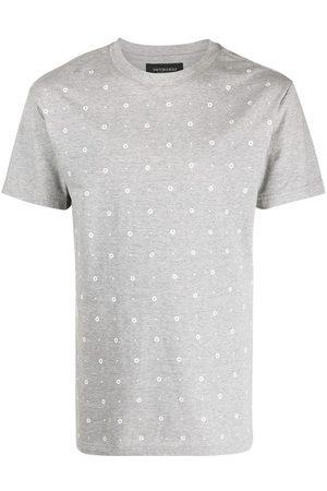 Viktor & Rolf Eyelet cotton T-shirt