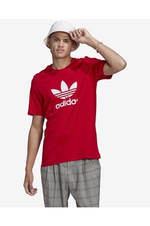 adidas Adicolor Classics Trefoil T-shirt Red