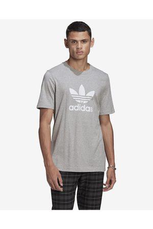 adidas Adicolor Classics Trefoil T-shirt Grey