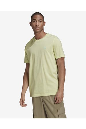 adidas Adicolor Essential T-shirt Green Yellow