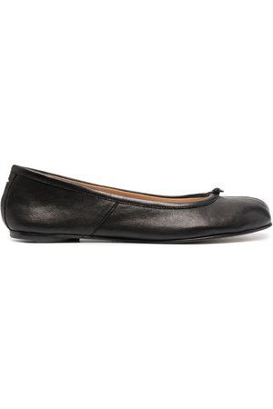 Maison Margiela Senhora Sabrinas - Tabi ballerina shoes