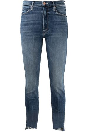Mother Stunner mid-rise skinny jeans
