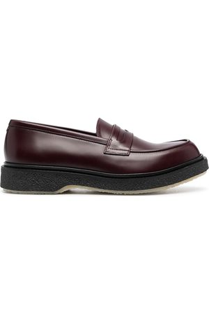 ADIEU PARIS Homem Oxford & Moccassins - Type 5 leather loafers