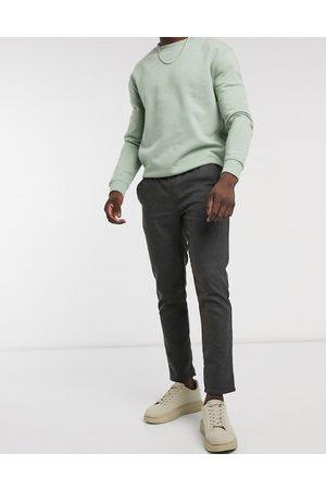 ASOS Slim fit trousers in grey