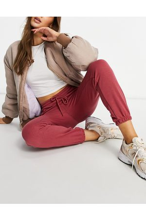 South Beach Mulher Joggers - Joggers in dusty pink