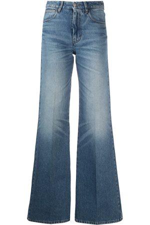 Ami Senhora Bootcut & Boca-de-sino - High-waisted flared trousers