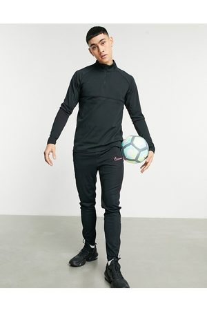 Nike Academy drill top in black