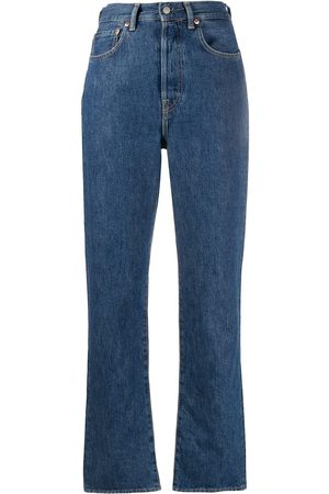 Acne Studios Senhora Bootcut & Boca-de-sino - Mece flared jeans