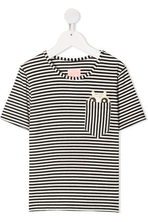 Wauw Capow by Bangbang Menino T-shirts & Manga Curta - Pocket Friend T-shirt