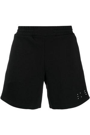 mcq swallow Homem Calções - Cotton track shorts