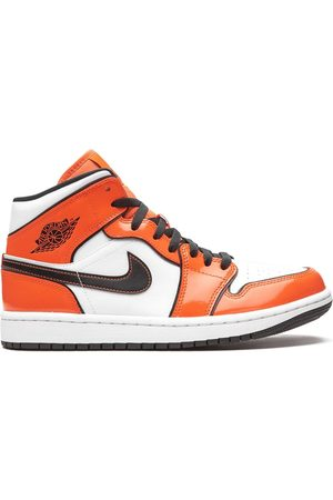 "Jordan Homem Ténis - Air 1 Mid SE ""Turf Orange"" sneakers"