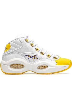"Reebok Question Mid ""Yellow Toe"