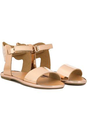 Babywalker Menina Sandálias - Wing open toe sandals