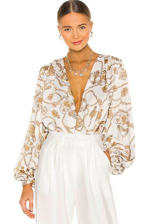 Bronx and Banco Chain Blouse in - . Size L (also in M, S, XS).