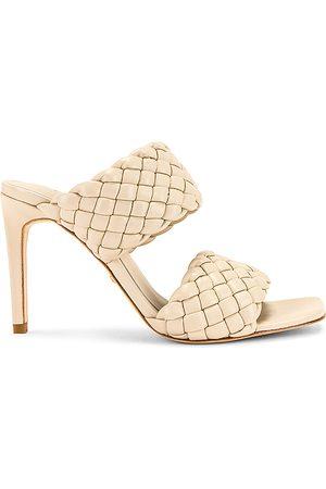 Raye Senhora Salto Alto - Reign Heel in - White. Size 10 (also in 5.5, 6.5, 7, 7.5, 8.5, 9, 9.5).