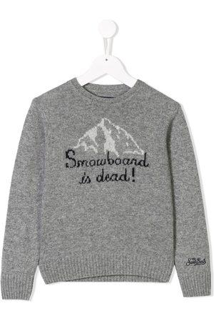 MC2 SAINT BARTH Menino Camisolas sem capuz - Snowboard is Dead sweater