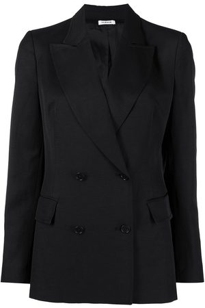 P.a.r.o.s.h. Senhora Blazers - Double-breasted tailored blazer
