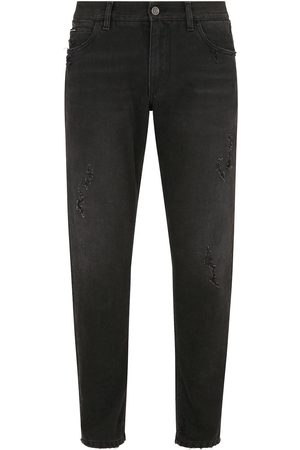 Dolce & Gabbana Tapered leg jeans