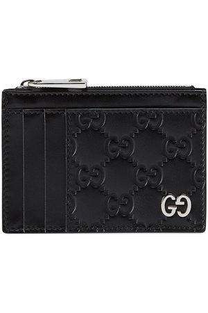 Gucci Monogram detail wallet