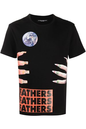 RAF SIMONS X Sterling Ruby Fathers T-shirt
