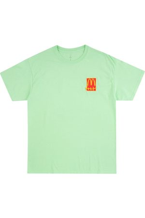 Travis Scott Astroworld X McDonalds Action Figure T-shirt