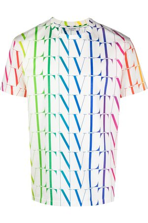 Valentino Logo-print short-sleeve T-shirt
