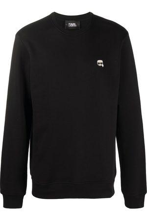 Karl Lagerfeld Ikonik rubber patch T-shirt