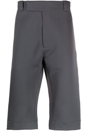Prada Cotton tailored shorts