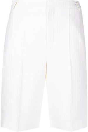 Saint Laurent Pinstripe tailored shorts