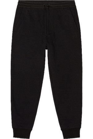 Y-3 Homem Calças Formal - Classic Terry Cuffed Pants in - . Size L (also in M, S, XL).
