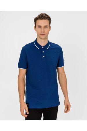 HUGO BOSS Homem T-shirts & Manga Curta - Parlay 87 Polo T-shirt Blue