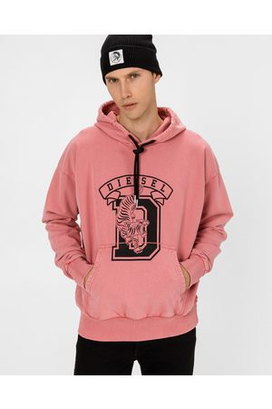 Diesel S-Alby-B8 Sweatshirt Pink