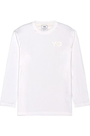 Y-3 Classic Chest Logo Tee in - White. Size L (also in M, S, XL).