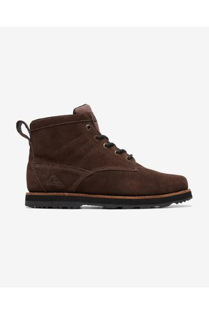 Quiksilver Ankle boots Brown