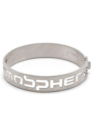RAF SIMONS Homem Pulseiras - Engraved bracelet