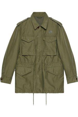 Gucci Homem Formal - X Disney shirt jacket