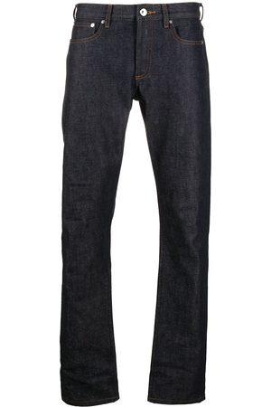 A.P.C. Homem Retos - Mid-rise straight leg jeans