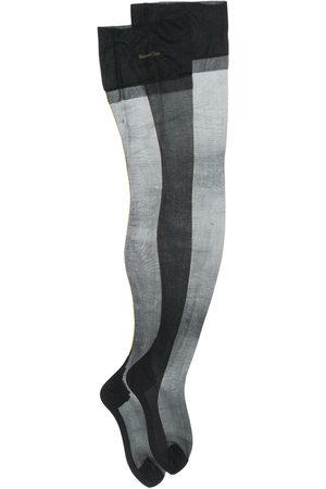MAISON CLOSE Senhora Conjuntos de Lingerie - Back seamed stockings