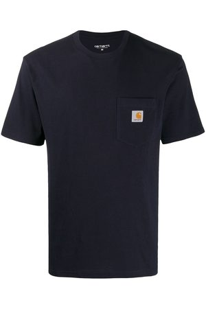 Carhartt Homem T-shirts & Manga Curta - Chest pocket T-shirt